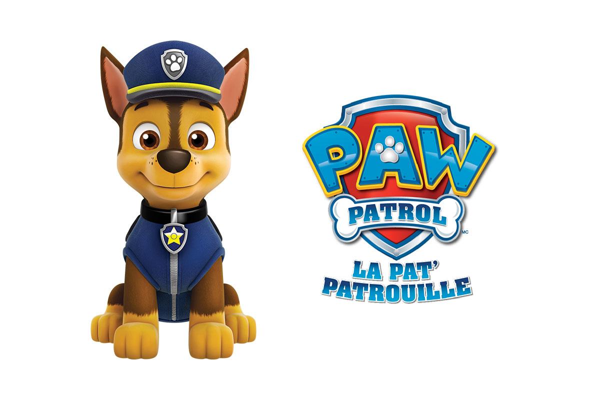 Photo souvenir avec la Pat' Patrouille & Trot à poney
